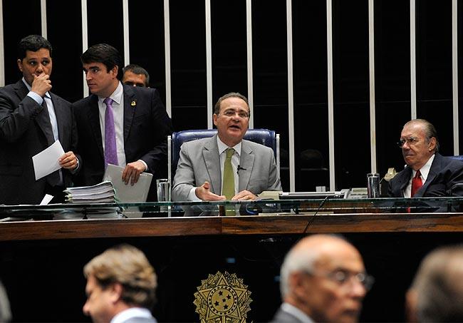 Partidos indicam nomes para CPI da Petrobras no Senado. Foto: Jonas Pereira