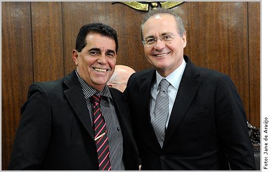 Renan Calheiros quer priorizar regulamenta��o de casas lot�ricas