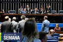 Destaques da Semana do presidência do Senado