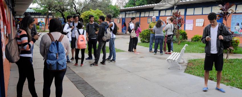 Sergipe orienta estudantes a se prepararem para o Jovem Senador