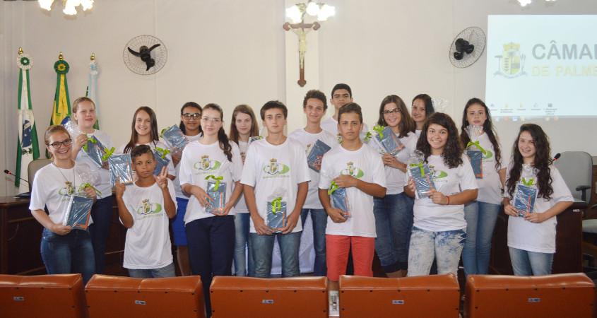 Vereadores Jovens de Palmeira - PR