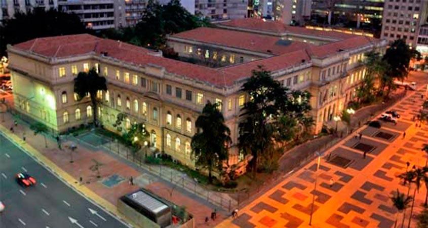 Secretaria de Educação do Estado de São Paulo - Casa Caetano de Campos - Praça da República/SP