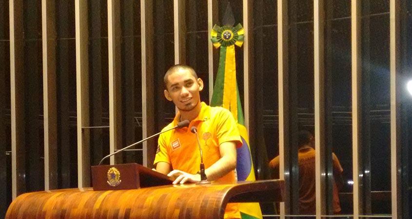 Lucas no Plenário - Vale a pena ver de novo