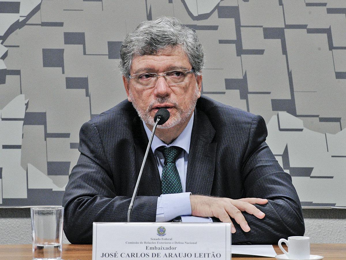 José Carlos de AraújoLeitão