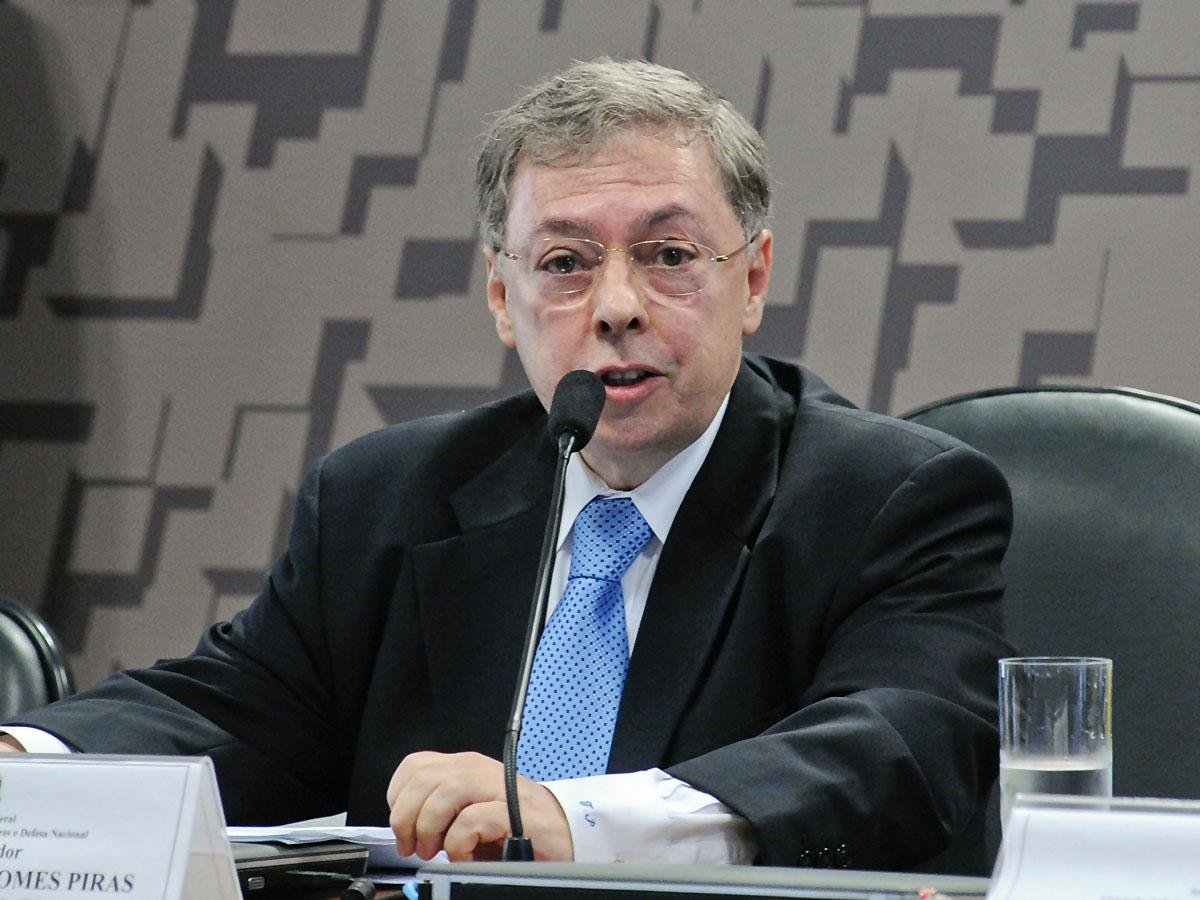 José Antonio GomesPiras