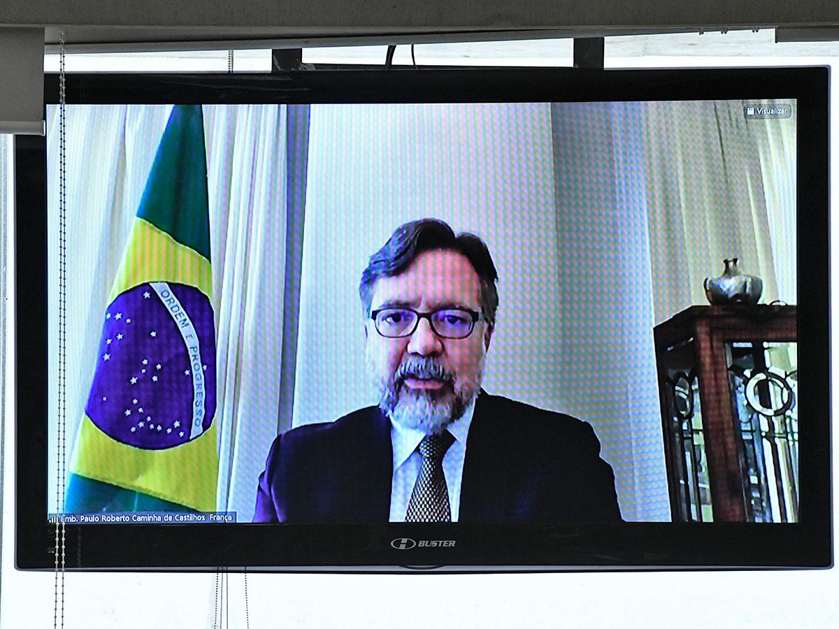 Paulo Roberto Caminha de CastilhosFrança