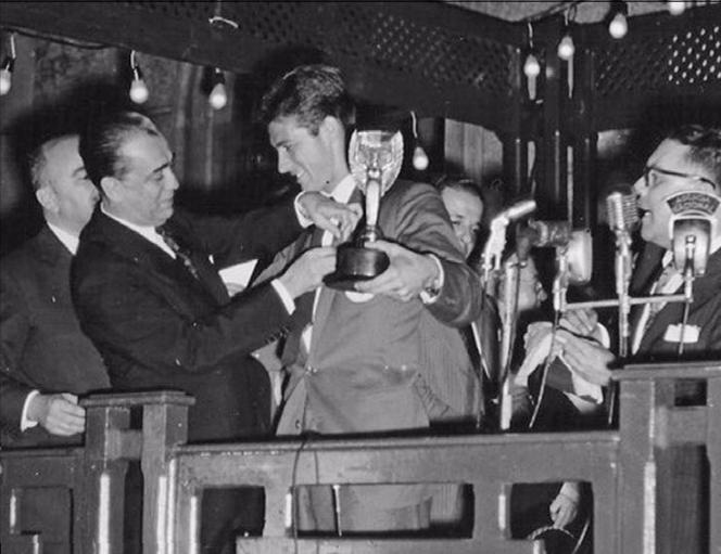 Em 1958, conquista da Copa emocionou senadores