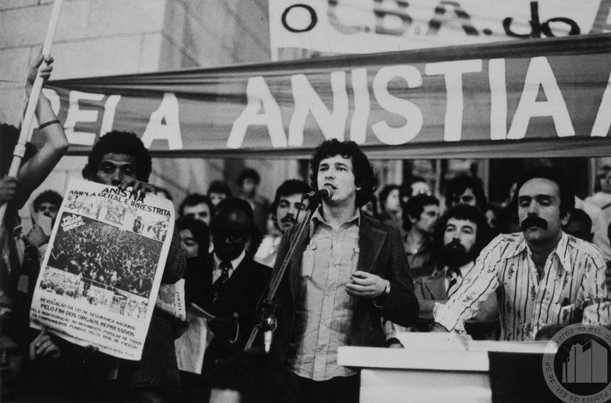 Há 40 Anos Lei Da Anistia Preparou Caminho Para Fim Da