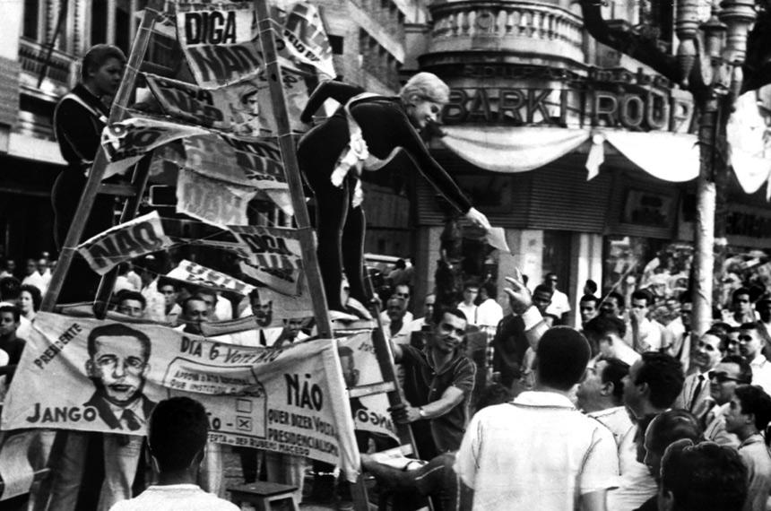 Há 55 anos, Senado ajudou a derrubar parlamentarismo
