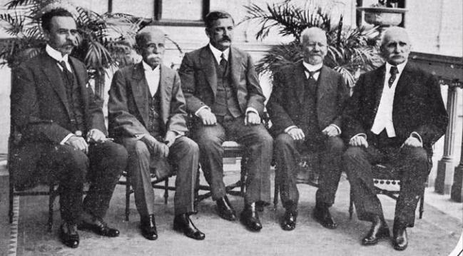 Senador foi crucial para entrada do Brasil na 1ª Guerra Mundial