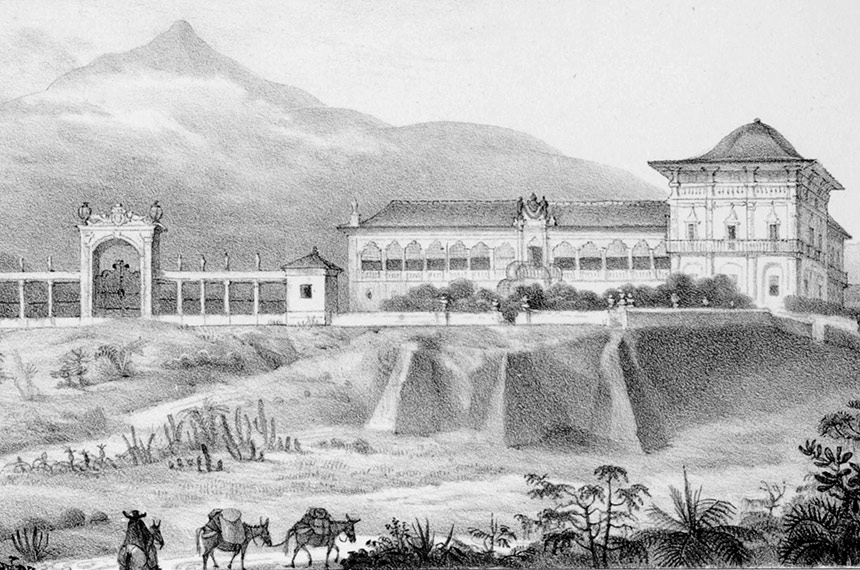Prédio do Museu Nacional preocupava Senado do Império