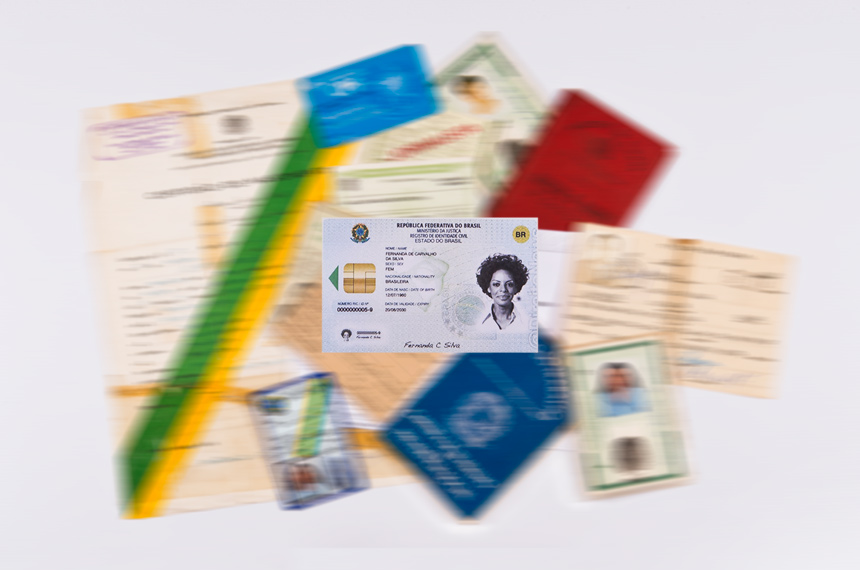 Lei cria documento único de identificação nacional