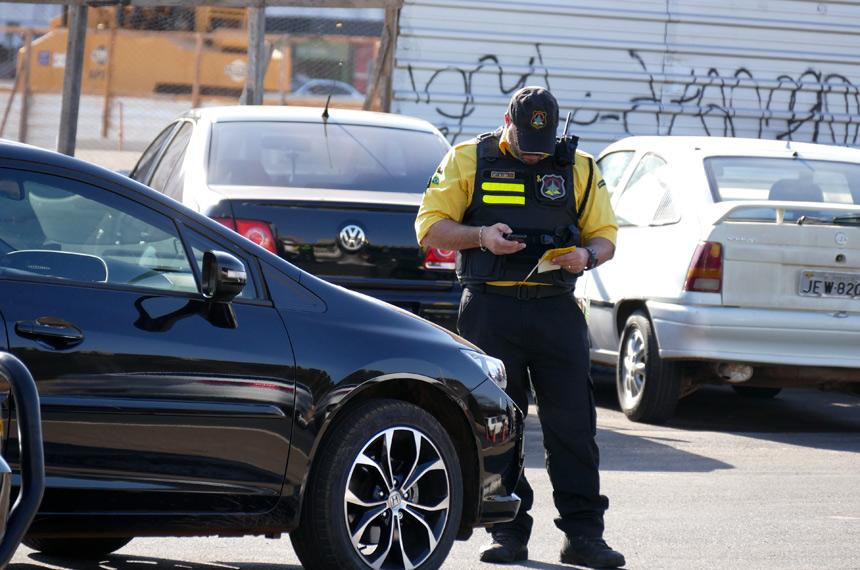 Verba de multas poderá ir para o trânsito