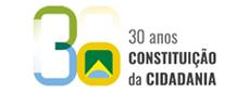 Selo_30 anos _da _Constituição_