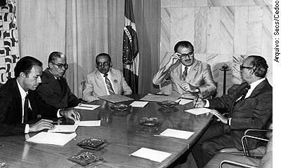[Foto: ex-senador Moacyr Dalla]