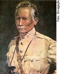 [Foto: Cândido Mariano da Silva Rondon, mais conhecido como Marechal Rondon]
