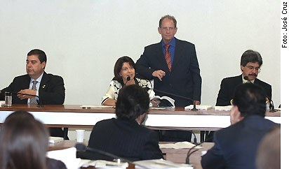 [Foto: Comissão Parlamentar Mista de Inquérito dos cartões corporativos]
