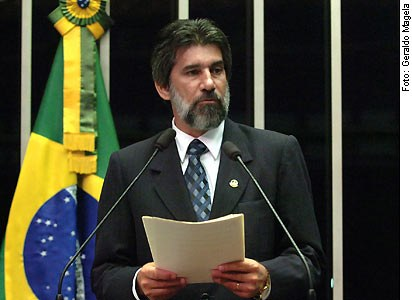 [Foto: senador Valdir Raupp ]