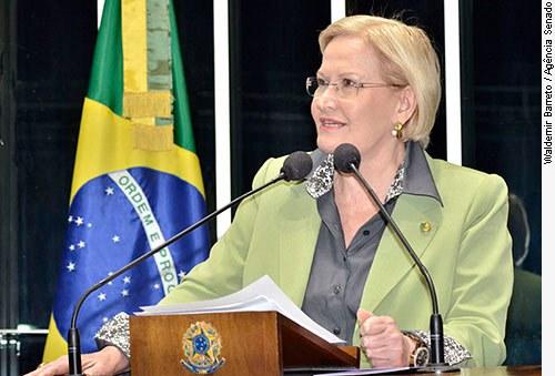 [senadora Ana Amélia Lemos (PP-RS)]