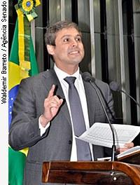[senador Lindbergh Farias (PT-RJ)]