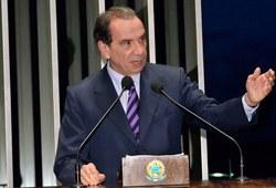[senador Aloysio Nunes (PSDB-SP) - Foto: Waldemir Rodrigues / Agência Senado]