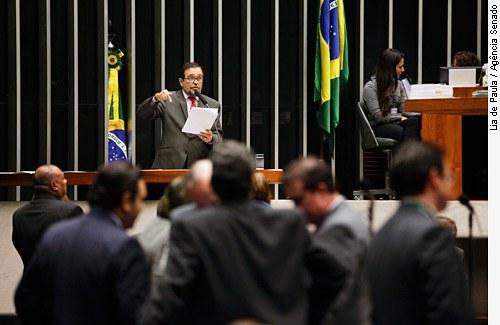 [Relator do PPA, senador Valter Pinheiro. ]