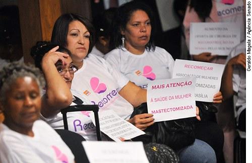 028f66a475f0 Lei garante reconstrução da mama em seguida à retirada de câncer ...