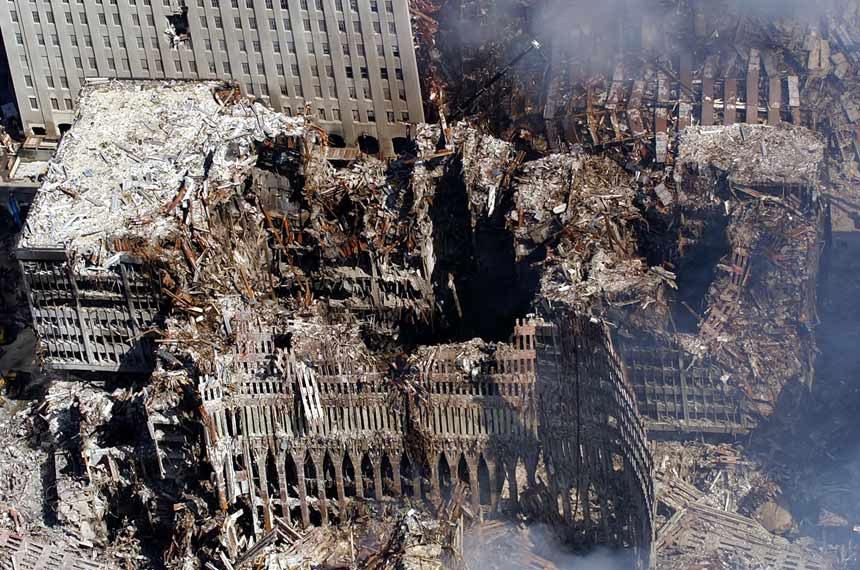O World Trade Center foi o principal alvo dos atentados terroristas de 11 de setembro de 2001 em Nova York