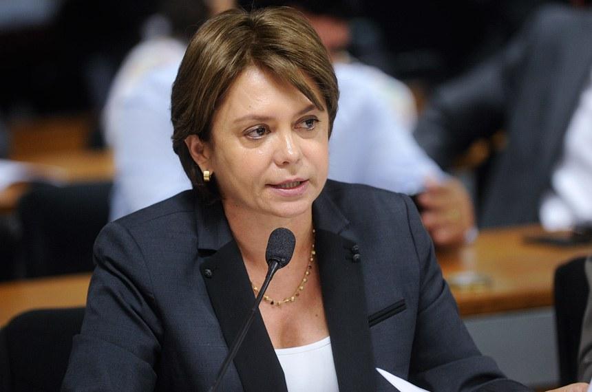 Ângela Portela, autora do projeto