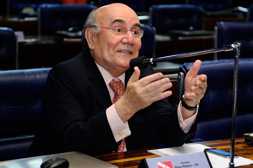 O senador Flexa Ribeiro é autor do novo projeto