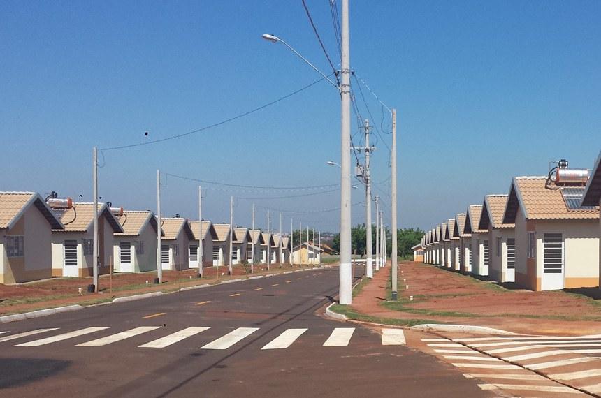 Empreendimento do Minha Casa, Minha Vida, em São José do Rio Preto (SP)