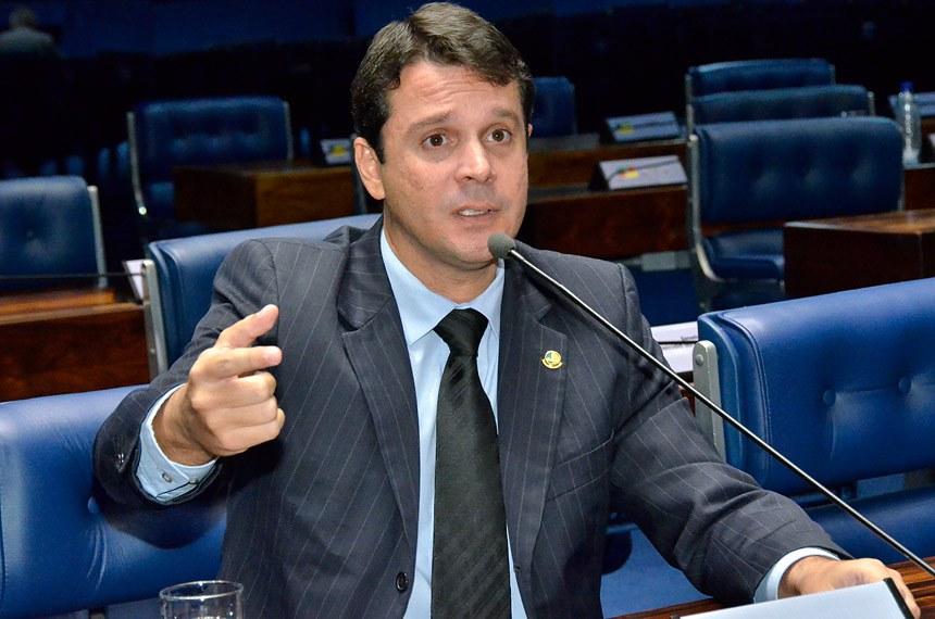 Proposta possibilita uma reforma política pela valorização do eleitor e não das máquinas partidárias, afirma Reguffe