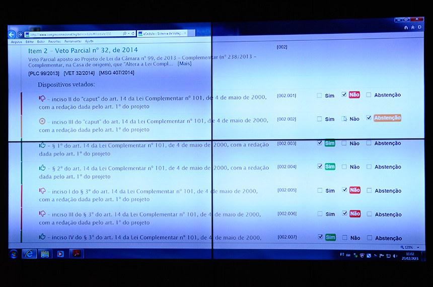 """Primeira fase da votação será feita em """"cédula eletrônica"""" disponível na internet"""