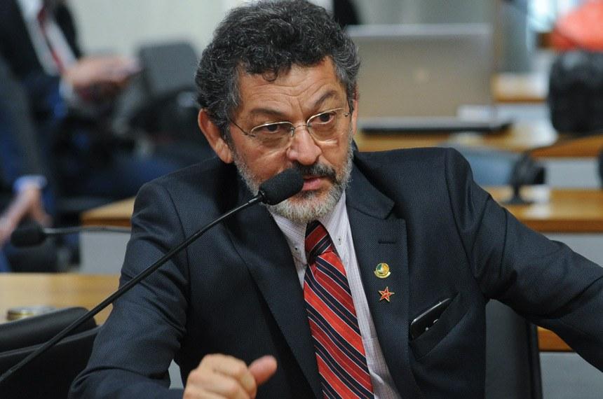 O senador Paulo Rocha relatará a MP 665/2014, que alterou as regras relativas ao seguro-desemprego e a outros benefícios sociais