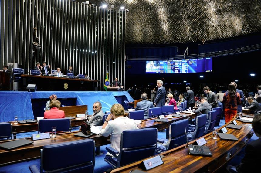 Senado aprova urgência para convalidação dos incentivos fiscais