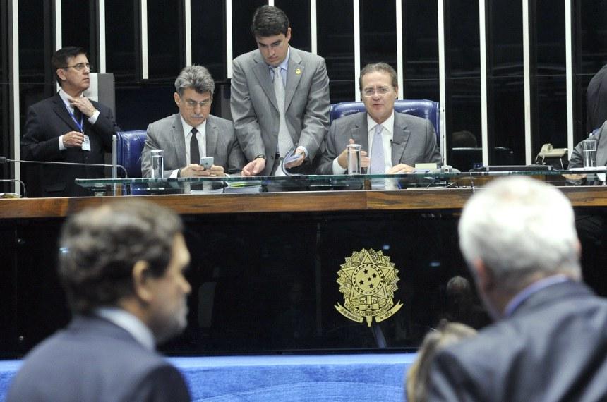 Os destaques sobre três pontos ainda serão votados e após a conclusão da votação, o projeto retornará à Câmara dos Deputados