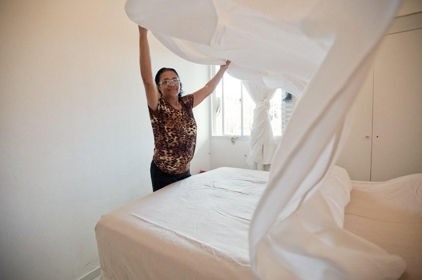 Dados de 2013 da OIT mostram o Brasil como o país com maior número de trabalhadores domésticos: 7,2 milhões