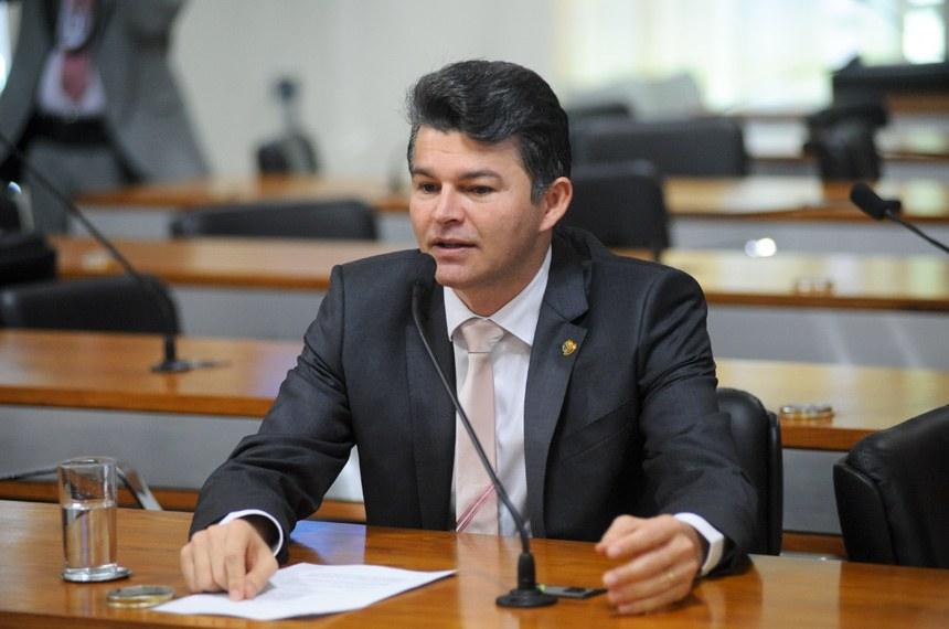 José Medeiros foi relator da proposta