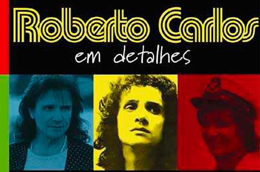 Capa do livro que teve circulação proibida pela Justiça após ação movida pelo cantor Roberto Carlos