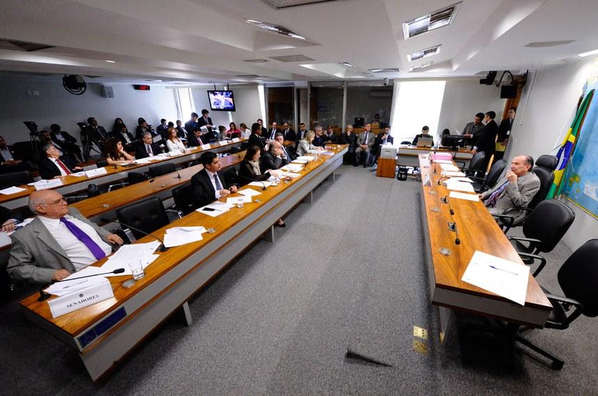 O Projeto de Decreto Legislativo 208/2015 foi aprovado pela Comissão de Relações Exteriores na manhã desta quinta-feira (2)