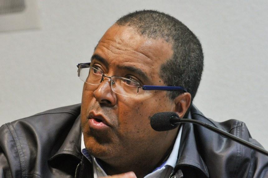 Antônio Jorge de Melo é presidente do Movimento em Defesa dos Direitos da Pessoa com ELA