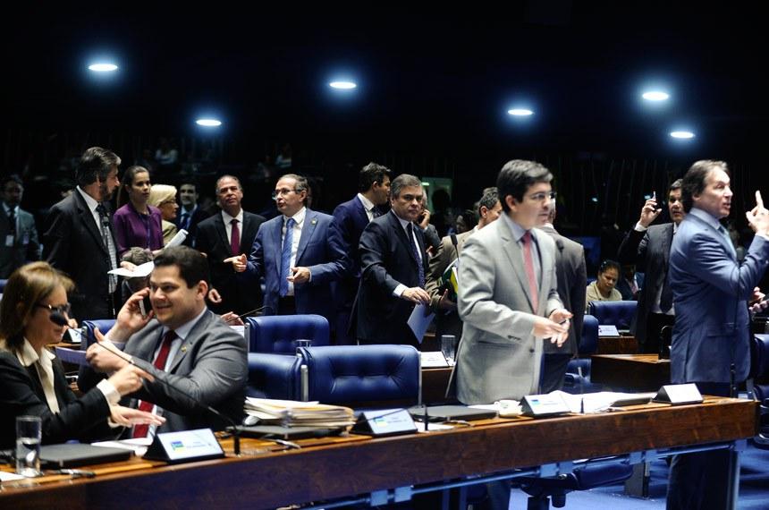 Randolfe Rodrigues considerou inadequado o projeto para o atual momento econômico