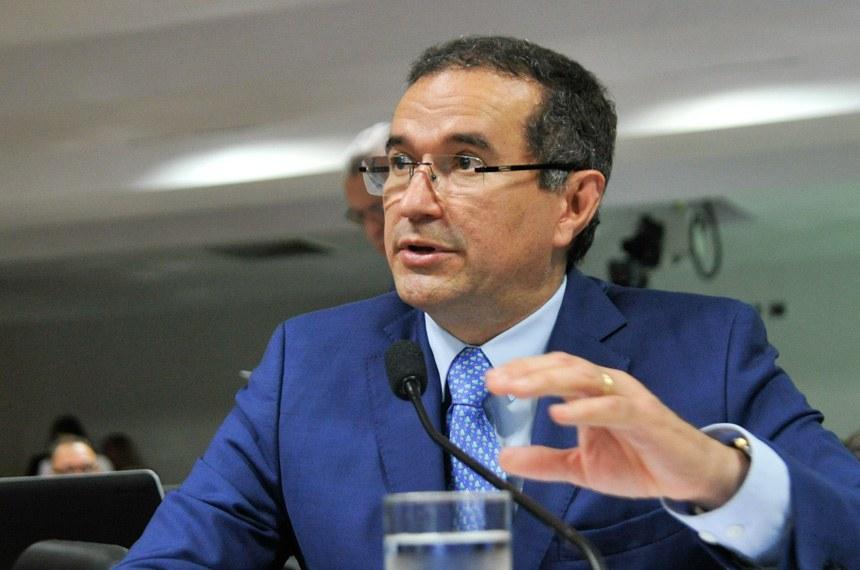 Douglas Cintra relatou o projeto, que é originário da Câmara dos Deputados