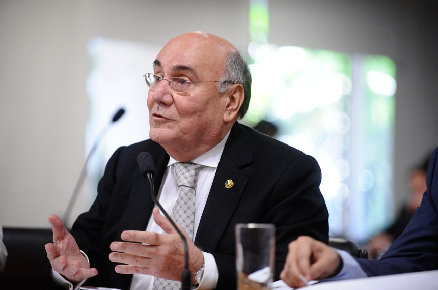 Flexa Ribeiro é o autor do projeto