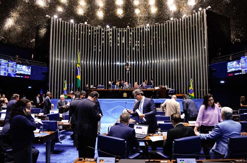 Projeto de resolução já esteve em discussão no Plenário, mas precisou retornar à CAE para decisão sobre a emenda