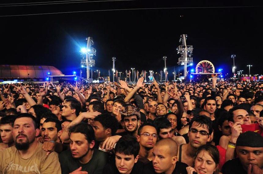 Para público superior a 10 mil pessoas, caso do Rock in Rio, reserva de ingressos com meia-entrada ficará disponível do início das vendas até 72 horas antes do espetáculo