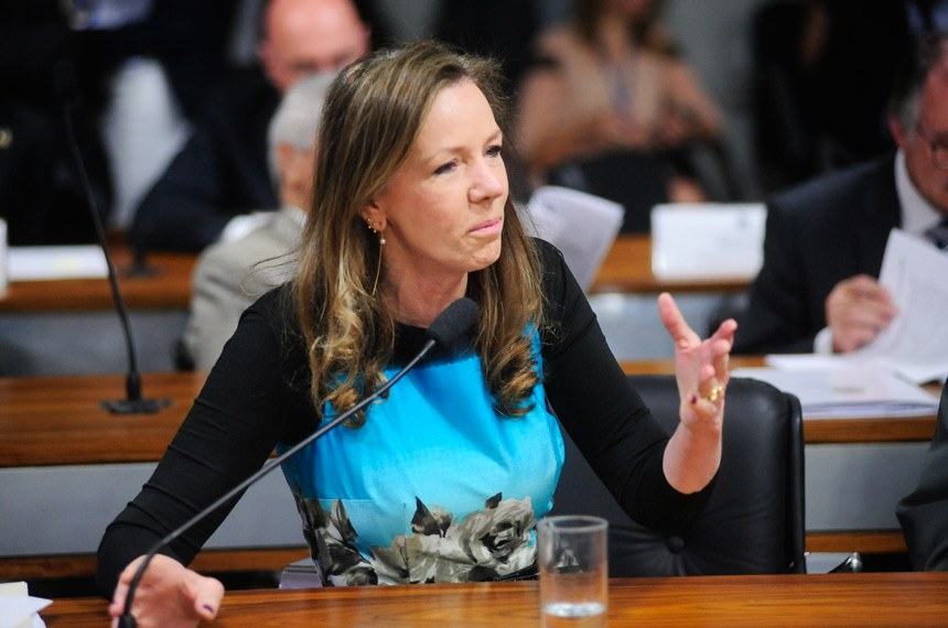 Procuradora Especial da Mulher no Senado, Vanessa Grazziotin participará do evento