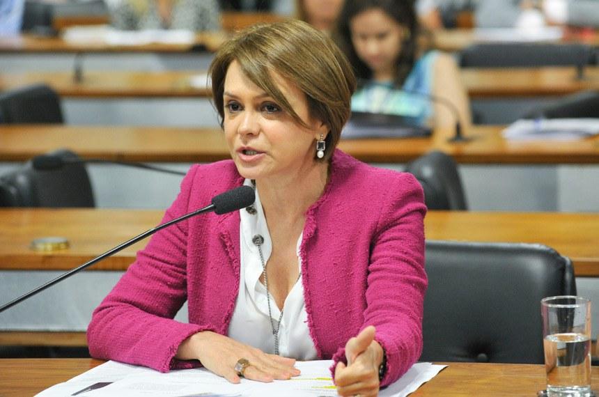 A relatora, senadora Ângela Portela, defendeu o projeto apresentado pelo senador Telmário Mota