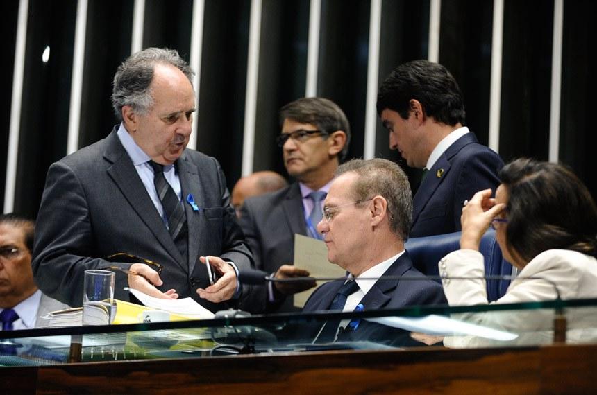 O Projeto de Lei do Senado (PLS) 224/2012, de autoria do senador Cristovam Buarque, segue agora para análise da Câmara dos Deputados