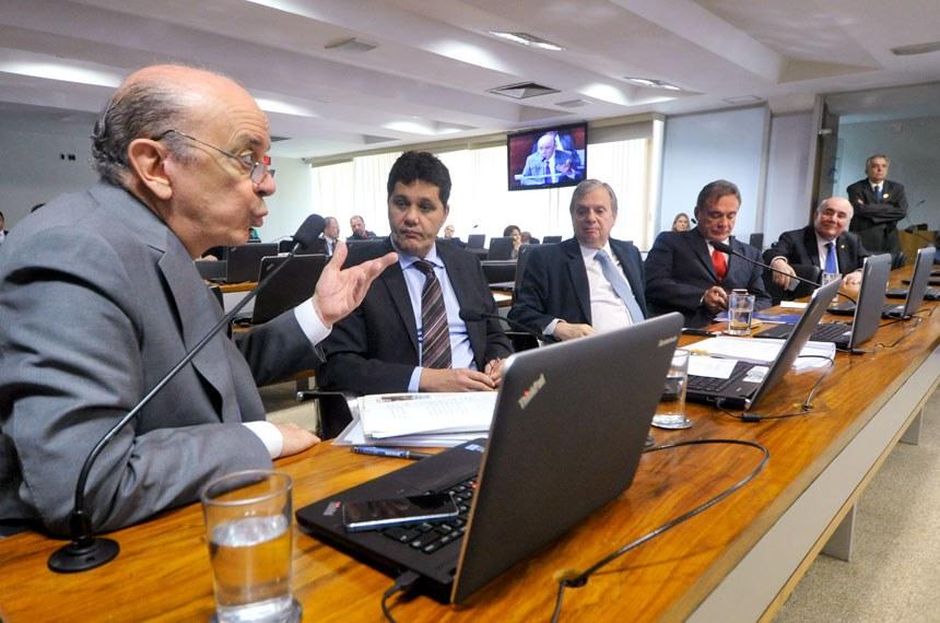 A solução proposta pela Petrobras para a audiência foi considerada insatisfatória pelos senadores